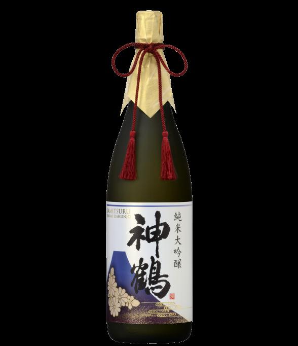 純米大吟醸神鶴